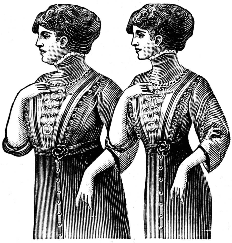 las diferencias de los cuerpos con el corset  Reduce tu cintura corset cintura1