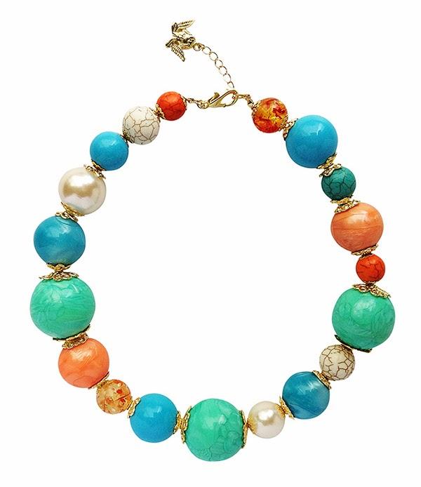 pulsera Ianka  Aquamarine ... nuevas joyas de Ianka pulsera Ianka