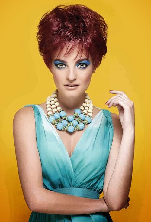 Lindo maxicollar de Ianka colleccion Aquamarine  Aquamarine ... nuevas joyas de Ianka tendencias joyas verano 2014