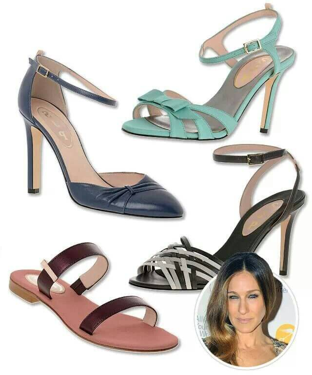 sara_jessica_parker_shoes  Los zapatos de Sara jessica Parker sara jessica parker shoes