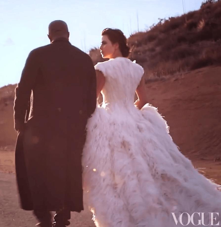 Captura de pantalla 2014-03-21 a las 14.53.51  Kim Kardashian y kanny en Vogue Captura de pantalla 2014 03 21 a las 14