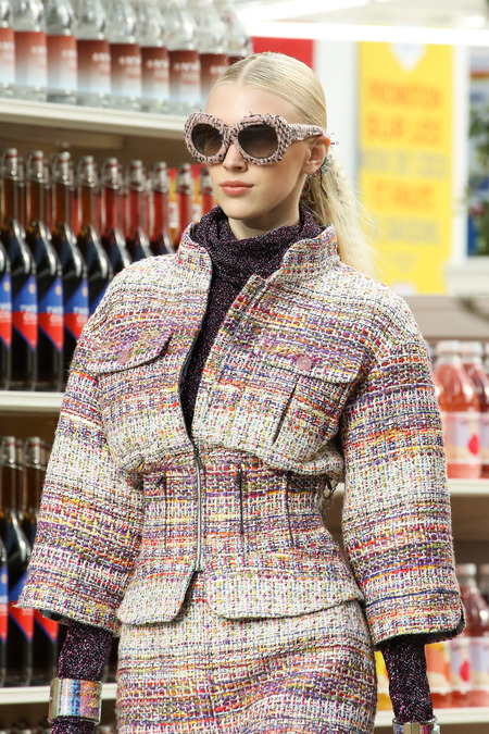 LENTES  Chanel : Ready to wear 2014 fall-winter LENTES CHANEL