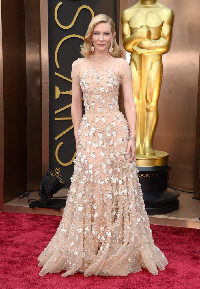 oscar_2014_cate_blanchett  Las mejores vestidas de los premios Oscars 2014 oscar 2014 cate blanchett