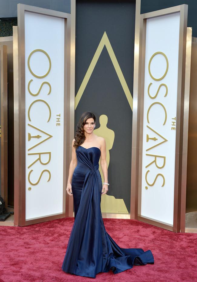 ALFOMBRA ROJA DE LOS PREMIOS OSCAR  Las mejores vestidas de los premios Oscars 2014 oscars 2014 sandra bullock