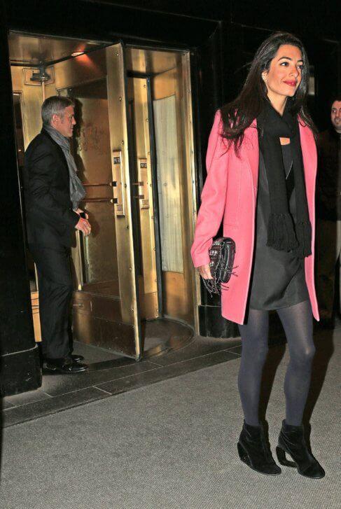 george_clonney_novia  La novia de GEORGE Clooney george clonney novia