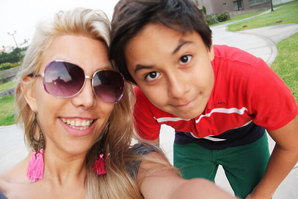 con fabri mi sobrino  MI estilo : especial verano fotografo