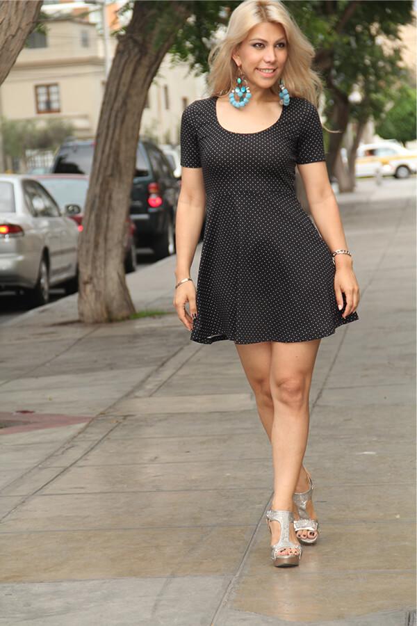 vestido negro vestido negro vestido negro de verano ! belleza ropa