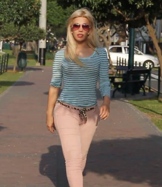outfits y looks favoritos  looks favoritos Mis LOOKS favoritos : Otoño - invierno patalon rosado corduroy moda