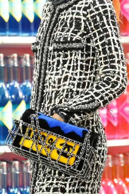 CHANEL_BOLSO  Chanel : Ready to wear 2014 fall-winter CHANEL BOLSO