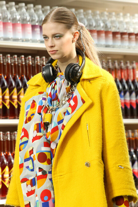 chanel_2014collection_  Chanel : Ready to wear 2014 fall-winter chanel 2014collection