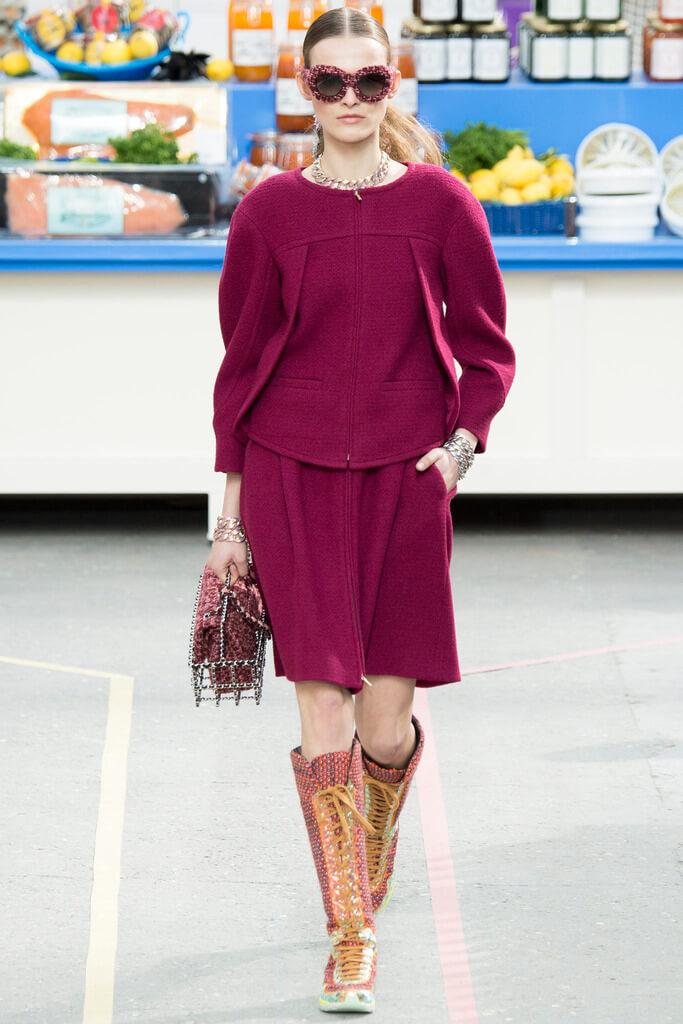chanel_moda_2014  Chanel : Ready to wear 2014 fall-winter chanel moda 2014