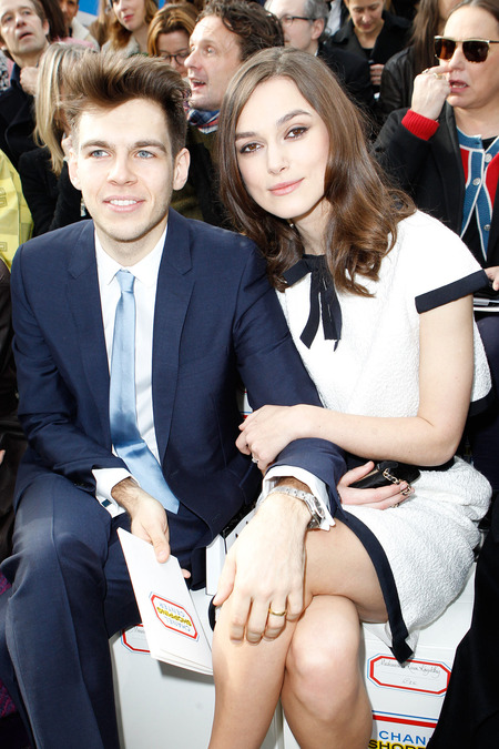 keira  Chanel : Ready to wear 2014 fall-winter keira chanel