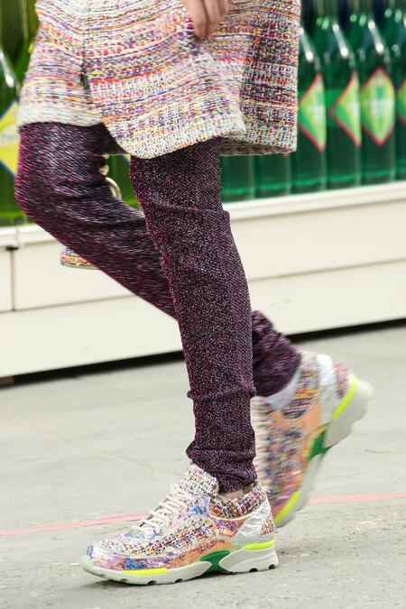 snekaers  Chanel : Ready to wear 2014 fall-winter snekaers chanel