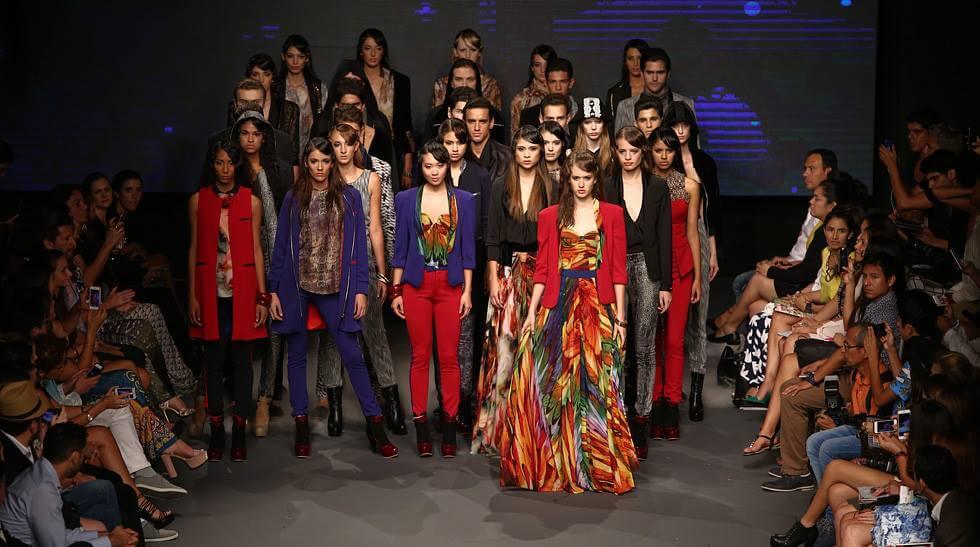 evolet en el lifweekoi2015   Lif week 2015 temporada Otono Invierno lifweekoi2015 moda fashion