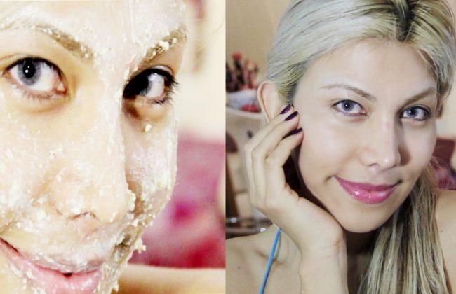 aclarar la piel del rostro